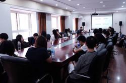 北京多媒體實習體驗計劃_企業交流1