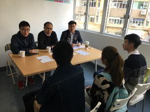 面試-「創‧出未來」 北京多媒體實習體驗計劃2017
