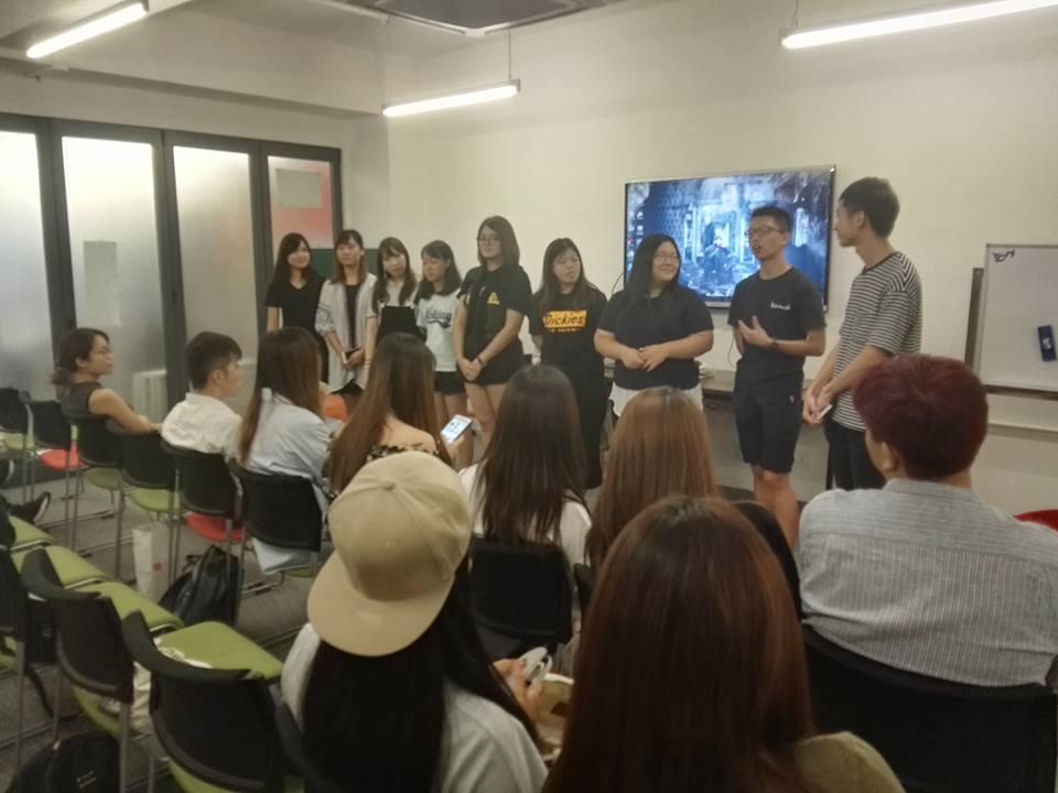 北京多媒體實習體驗計劃_完結禮5