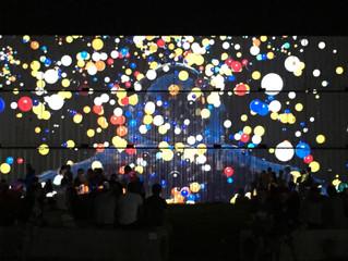 Video mapping Pukkelpop 2016
