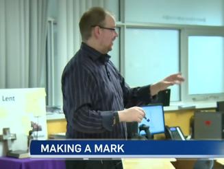 Local 80 Teacher Turns Heads