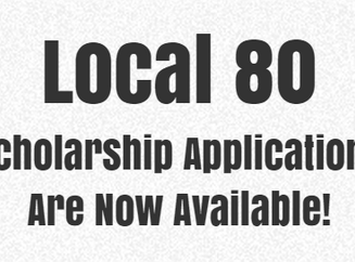 Scholarship Applications