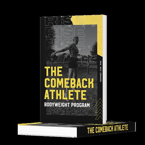 The Comeback Athlete 4-Week Bodyweight Program