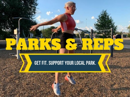 New Program Alert! Introducing, Parks & Reps