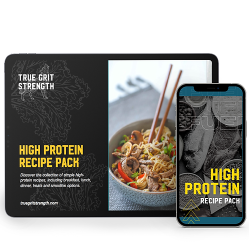 High-Protein Recipe Pack