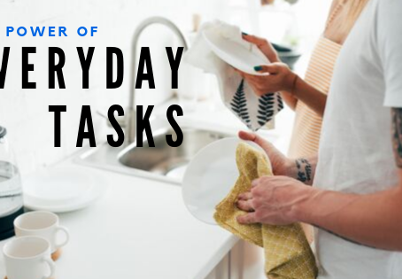 The power of everyday tasks to make you feel better