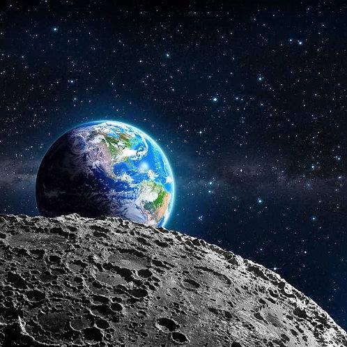 Mond (Platte) ab