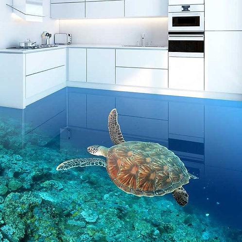 Schildkröte (Belag) ab