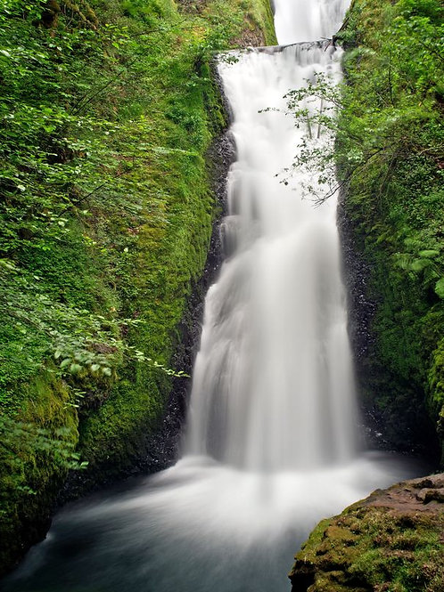 Wasserfall 12 (Platte)