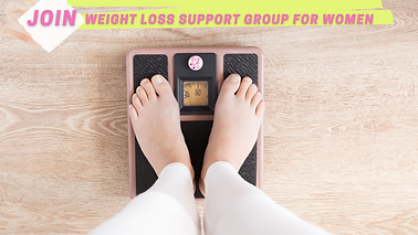 weight loss support for women