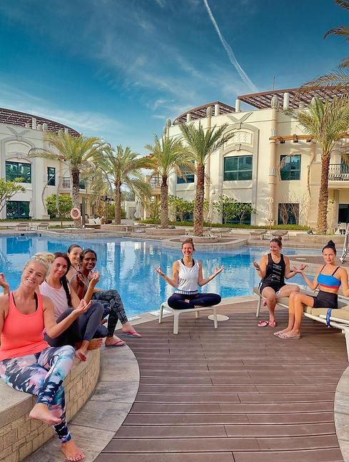 Yoga retreat Al Ain