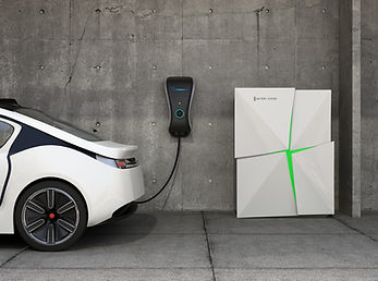 electrician-charging-station-home