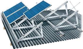 estructuras y estcionamentos solares en chihuahua