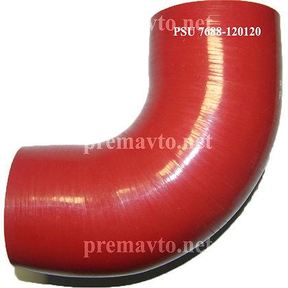 Патрубок PSU7688-120120, 100-5007686, SG18DPLX Sil, 3904062