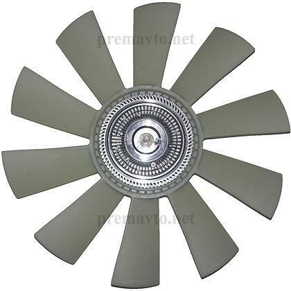 Вискомуфта в сборе с крыльчаткой вентилятора ф495мм арт. 5344.1308010-10