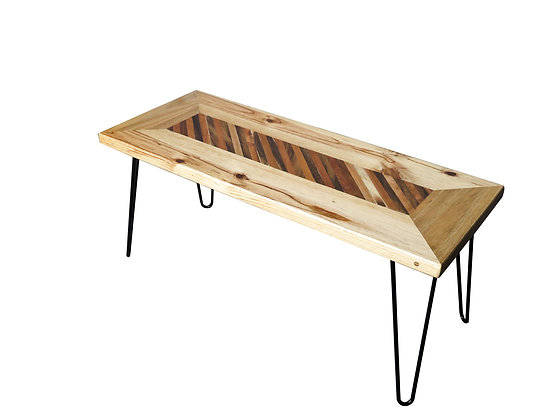 Classic Reclaimed Wood Coffee Table By Studio ORYX
