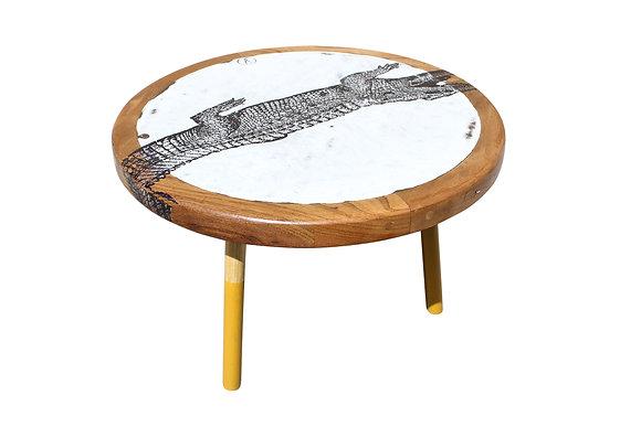 Art Crocodile Coffee Table By Studio ORYX