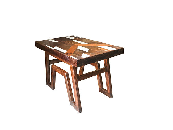 Reclaimed Wood Coffee Table By Studio ORYX
