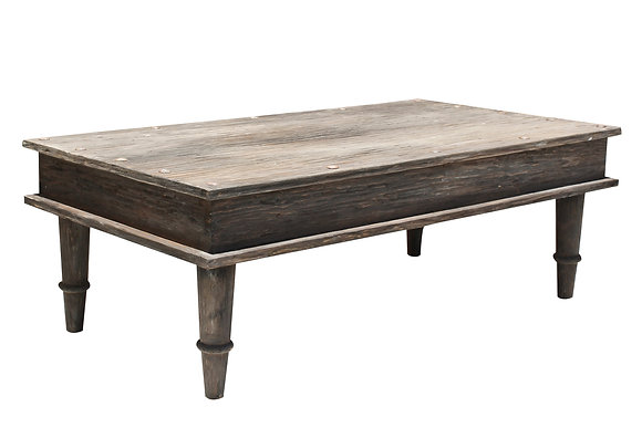 Rustic Coffee Table By Studio ORYX