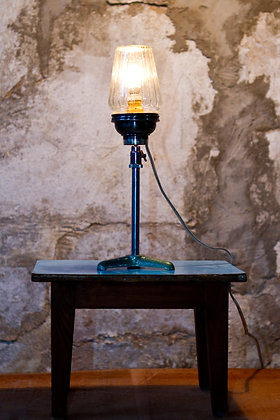 StudiORYX | Interior | lighting | Design | Table Lamp Upcycled ...