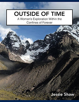 Book Outside of Time by Jessie Shaw