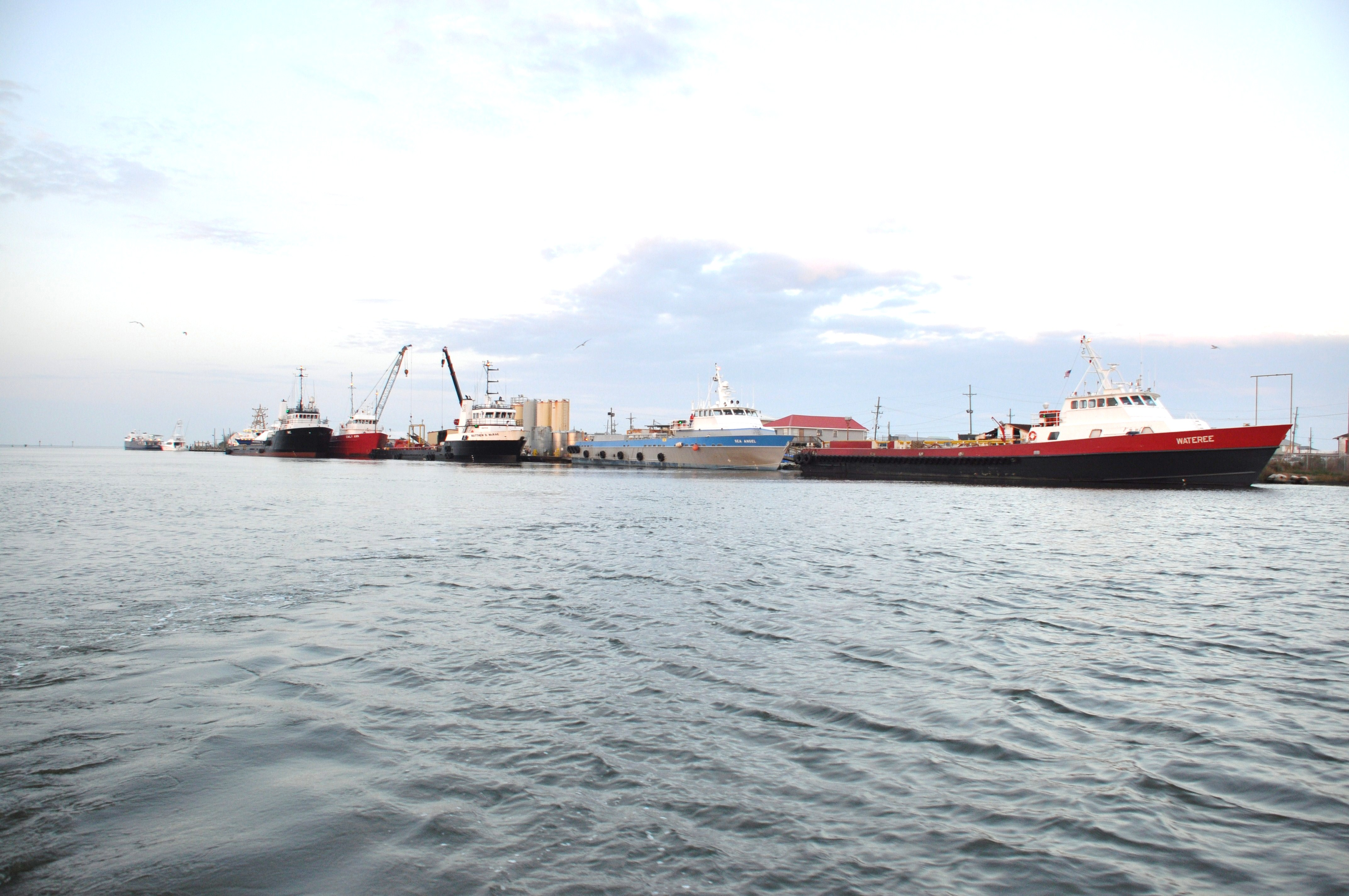 A-Port dock picture