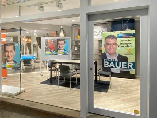 Das neue Bürgerbüro der CDU