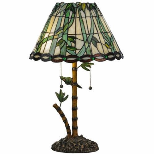 Loro Paraiso (paradise parrot) Table Lamp by Meyda