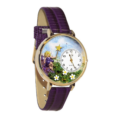Fairy Watch-Large, Gold or Silver