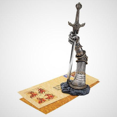 Excalibur Desk Accessory Letter Opener