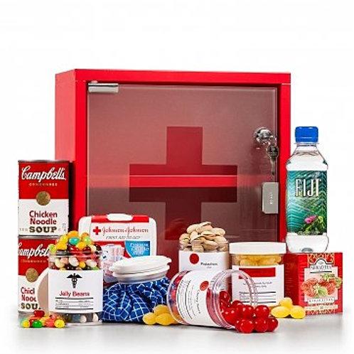 Feel Better Soon Medicine Cabinet