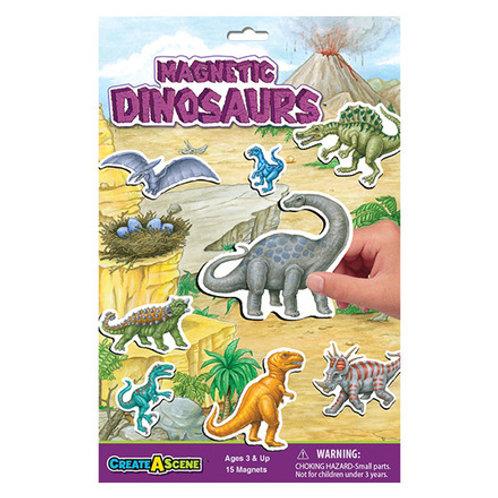 Create A Scene Magnetic Dinosaurs II