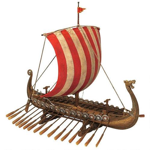 Viking Longship Collectible Museum Replica