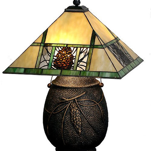 Pinecone Ridge Table Lamp