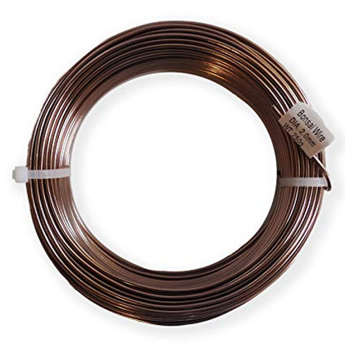 Bonsai Aluminum Training Wire 1.5 mm