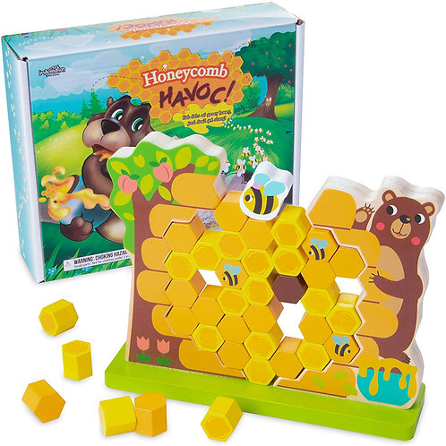 Honeycomb Havoc Game