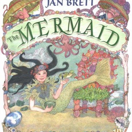 The Mermaid by Jan Brett