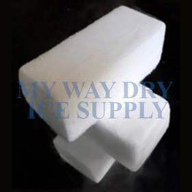Block Type Dry Ice Supplier