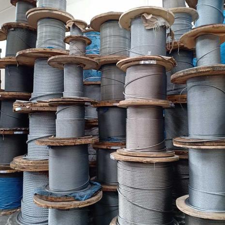 Galvanized Wire Ropes