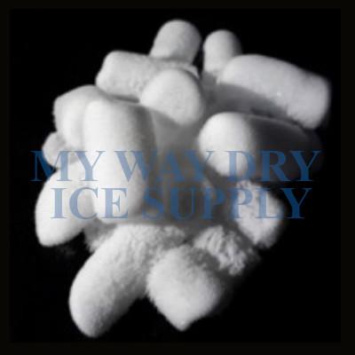 Pellet Dry Ice Supplier
