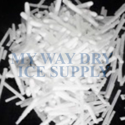 Spaghetti Dry Ice Supplier