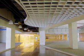 MDF Grid Ceiling