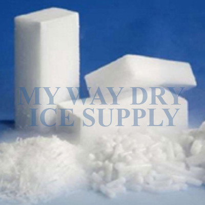 Dry Ice Supplier
