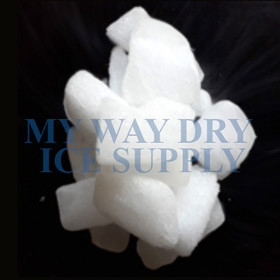 Crushed Dry Ice Supplier