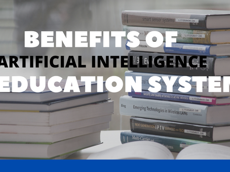 How can Artificial Intelligence Improve the Education System?