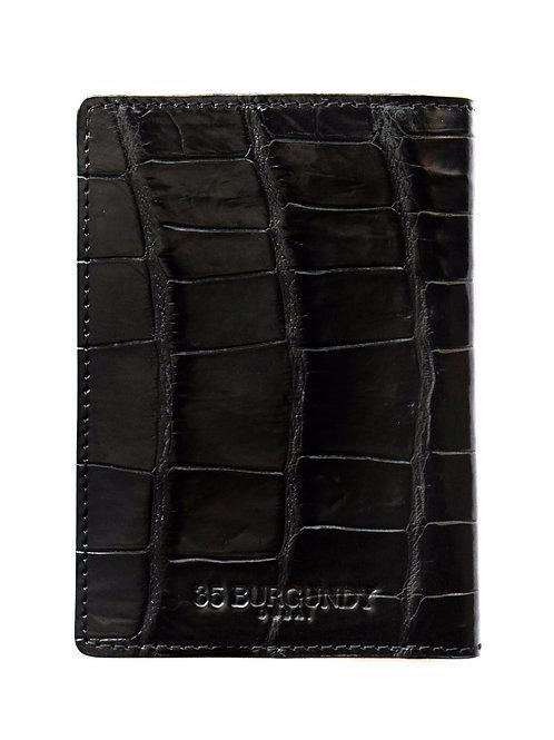 Passport Cover - Black