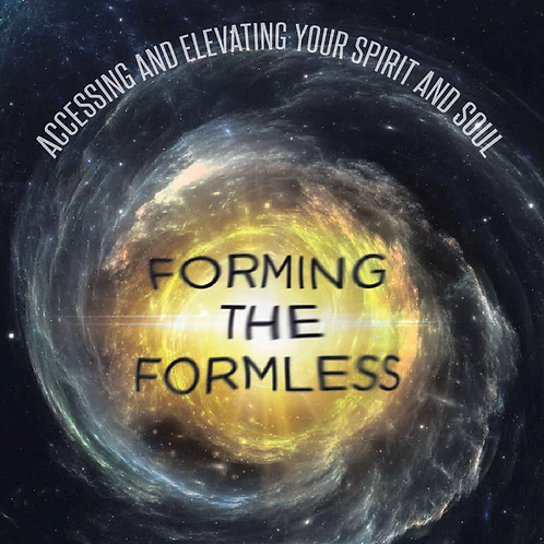 Forming The Formless (E-book)