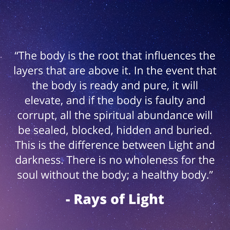 The Significance of the Body