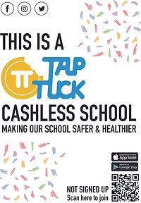 AWE Cashless School Poster_TapTuck 2.0 -