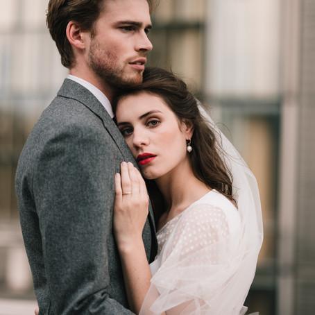 Collaboration NIKON : Notre shooting mariage à Paris